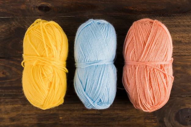 Filo di lana di bobina Foto Gratuite