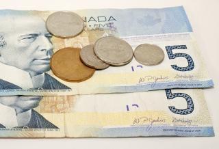 Finanze soldi canadesi Foto Gratuite