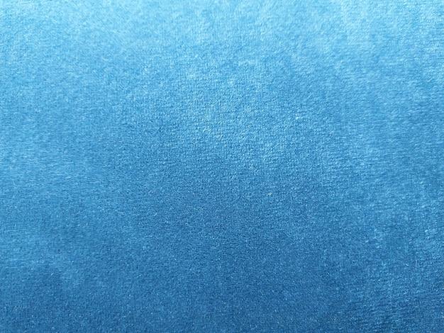 Fine blu astratta del fondo di struttura del velluto su Foto Premium