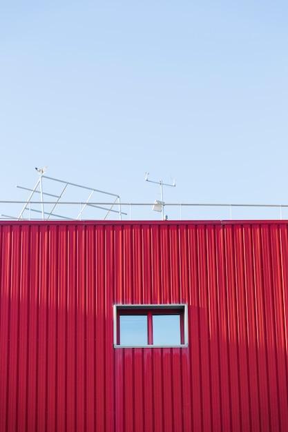 Finestra urbana chiusa Foto Gratuite