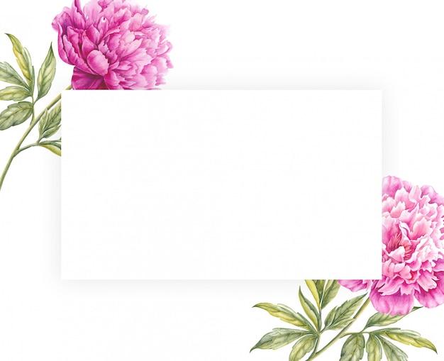 Fiori di ortensia rosa. Foto Premium