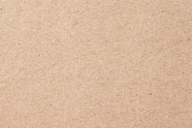 Foglio di sfondo texture carta marrone Foto Premium