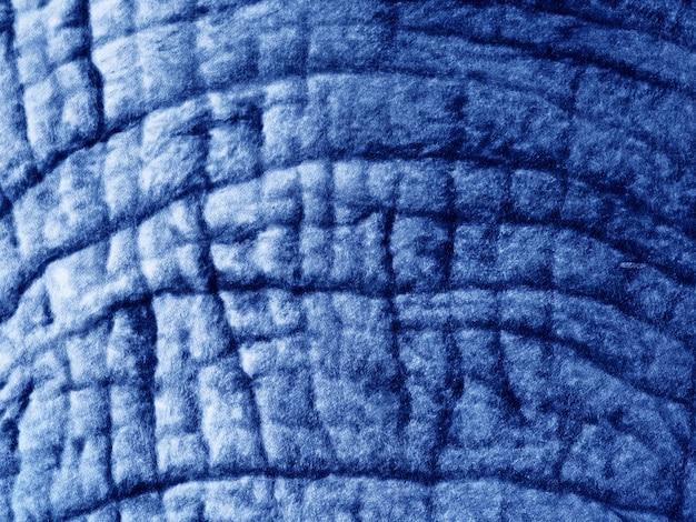 Fondo astratto blu scuro della pittura ad olio Foto Premium