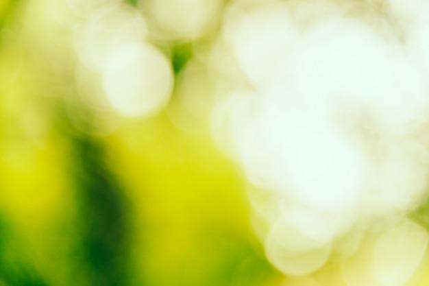 Fondo astratto del bokeh di verde della sfuocatura Foto Gratuite