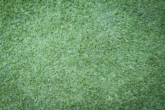 Fondo del campo di erba di calcio Foto Premium