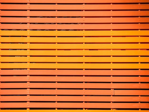 Fondo di colore operato del recinto del recinto Foto Premium
