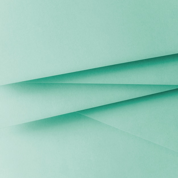 Fondo di disposizione piano geometrico di carta di colore pastello Foto Gratuite