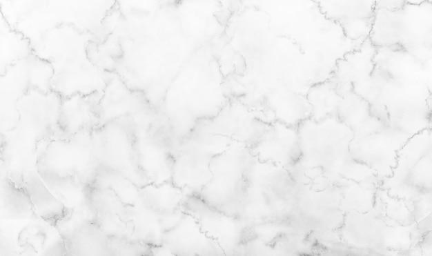 Fondo di marmo bianco dell'estratto di struttura per l'opera d'arte del modello di progettazione Foto Premium
