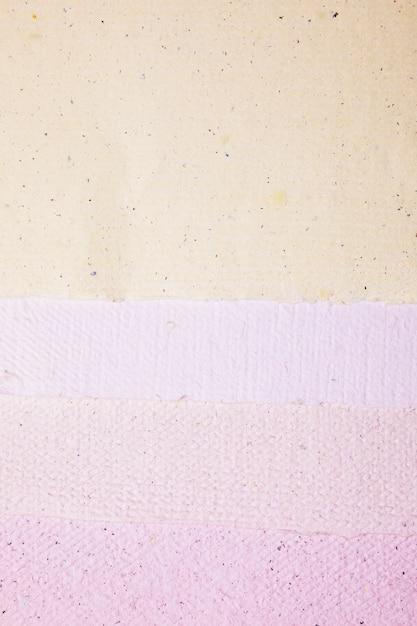 Fondo di struttura della carta di colore pastello Foto Gratuite