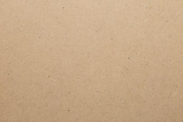 Fondo di struttura della carta marrone Foto Premium