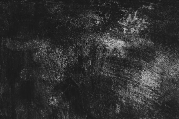 Fondo di struttura della parete dipinto il nero Foto Gratuite