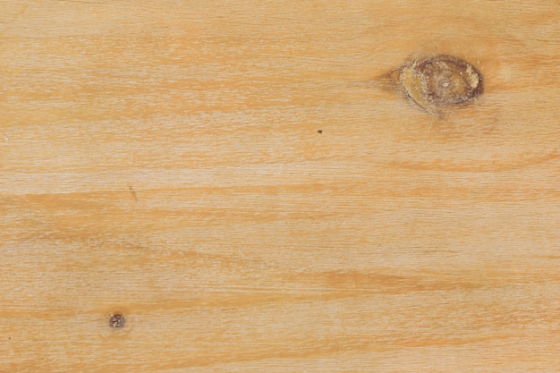 Fondo in legno di rovere naturale o pino con un grosso nodo e uno ...