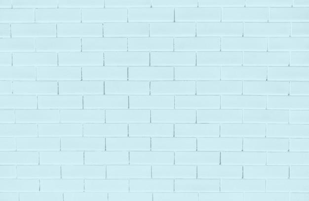 Fondo strutturato del muro di mattoni blu Foto Gratuite