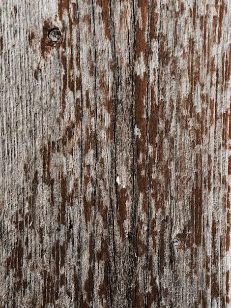 Fondo strutturato di legno di vecchio danno Foto Gratuite