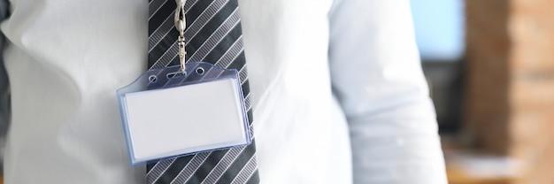 Foto ritagliata di maschio Foto Premium