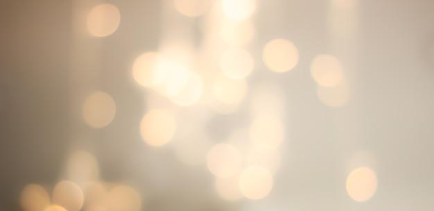 Foto sfocata e sfondo bokeh Foto Premium