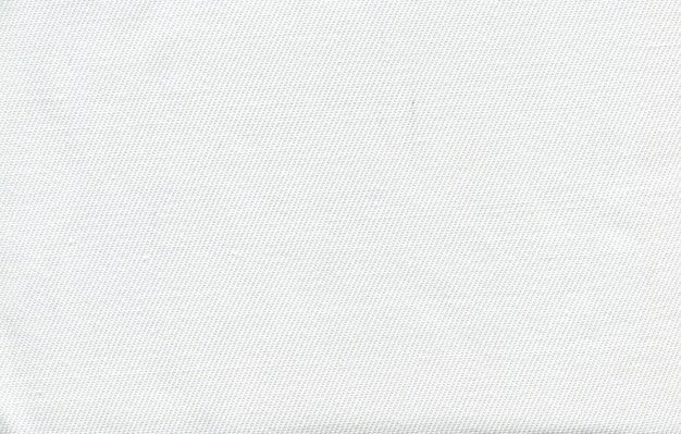 Foto texture di tessuto bianco da un filo sottile Foto Premium