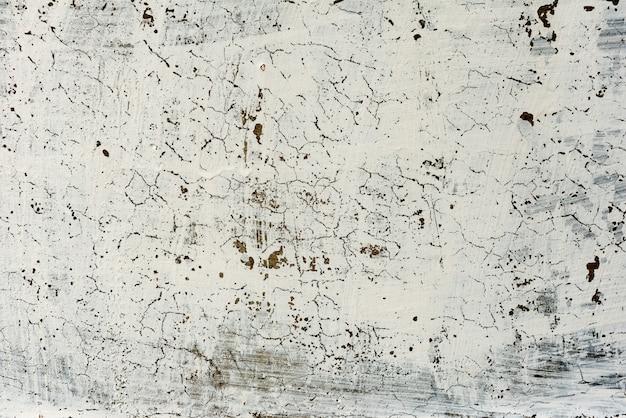 Frammento di muro con graffi e crepe Foto Premium