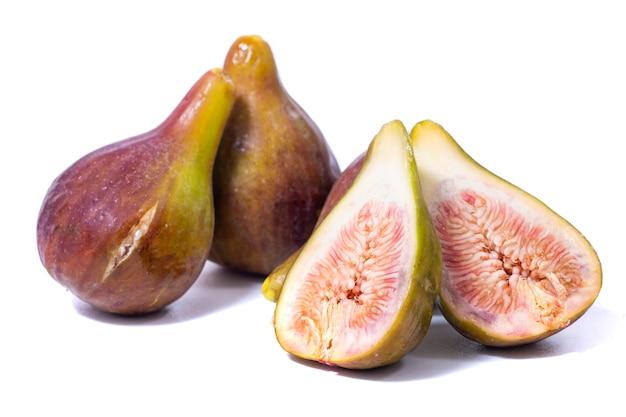 Frutti di fichi freschi Foto Premium