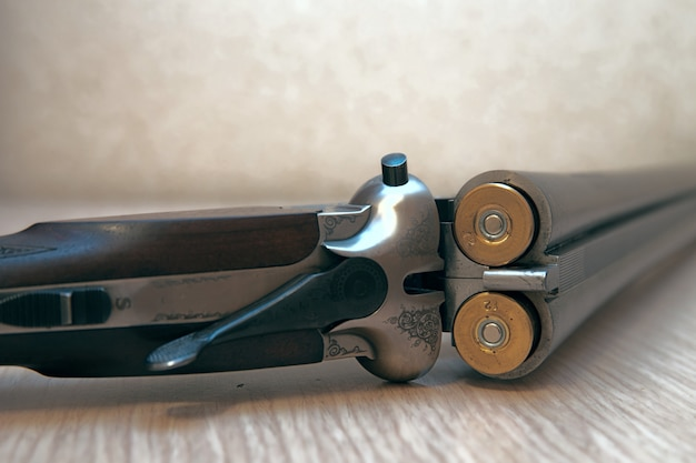 Fucile da caccia Foto Premium