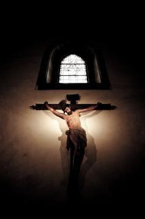 Gesù sulla croce Foto Gratuite