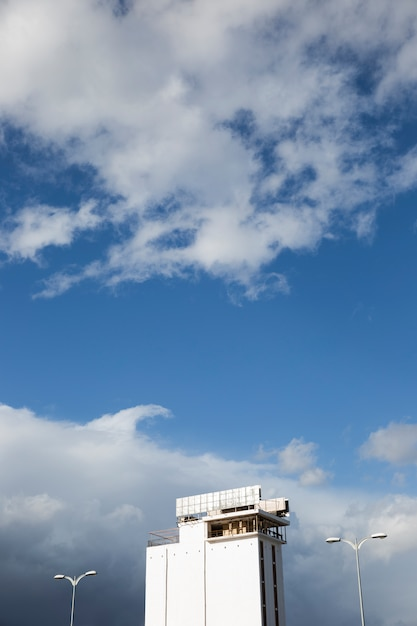 Giornata nuvolosa Foto Gratuite