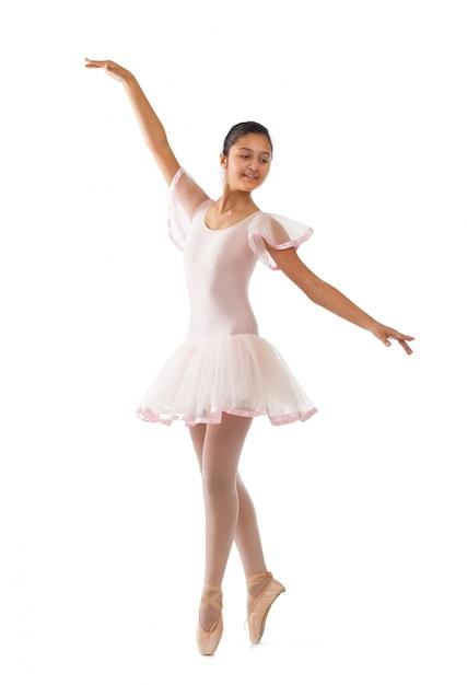 Giovane ballerina scaricare foto premium