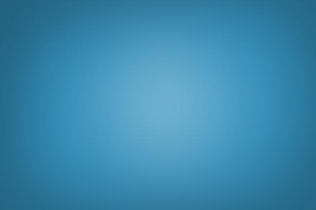 Gradiente astratto sfondo blu Foto Premium
