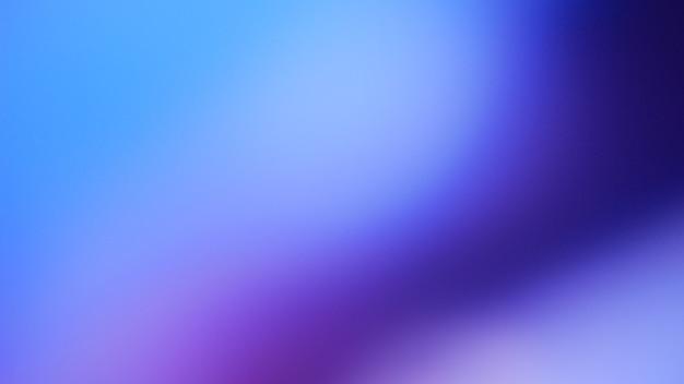 Gradiente blu sfocato sfondo astratto Foto Premium