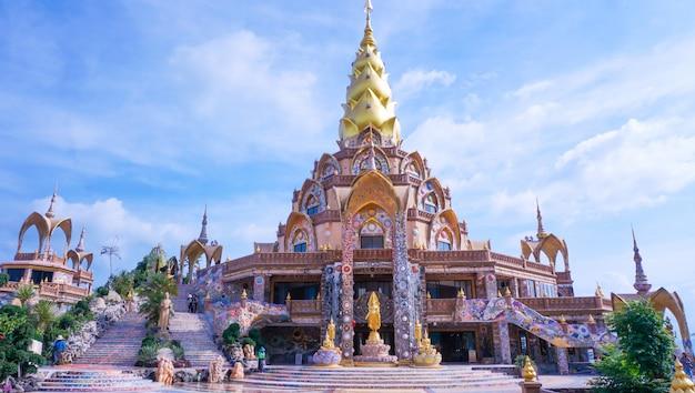 Grande tempio in tailandia Foto Premium