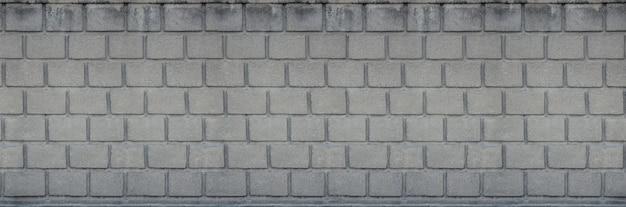 Grande trama della parete del blocco Foto Premium