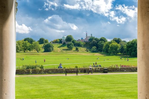 Greenwich, paesaggio Foto Gratuite