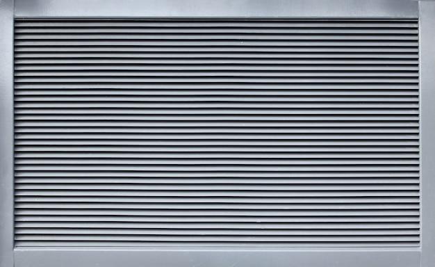 Griglia di ventilazione moderna in metallo Foto Premium