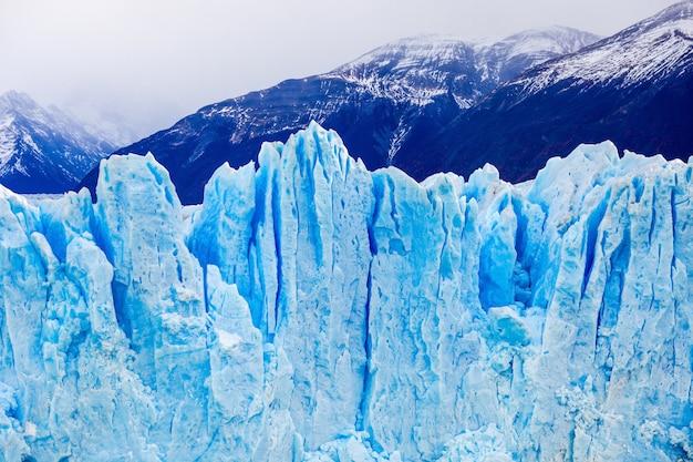 Il ghiacciaio perito moreno Foto Premium