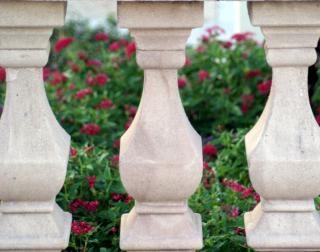 Il giardino colonne scaricare foto gratis for Colonne da giardino