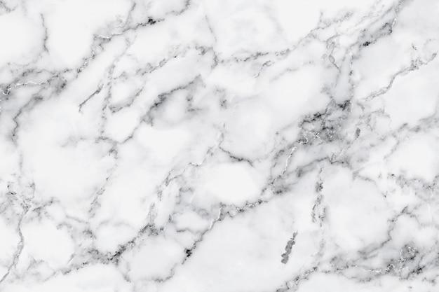 Il lusso della struttura e del fondo di marmo bianchi per l'opera d'arte del modello di progettazione decorativa. Foto Premium