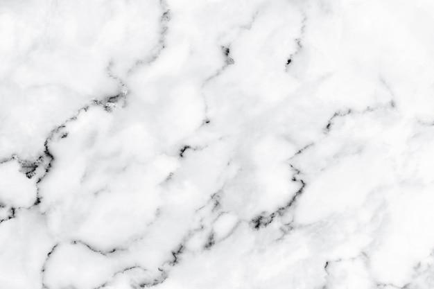 Il lusso della trama di marmo bianco e lo sfondo per la progettazione di opere d'arte modello. Foto Premium