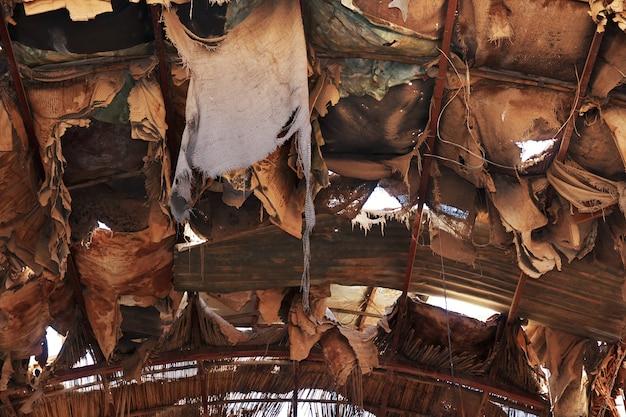 Il mercato locale a khartum, in sudan Foto Premium