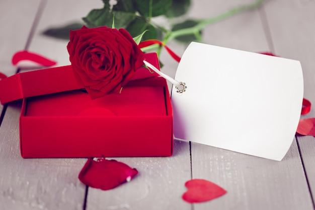 Immagine di san valentino Foto Premium