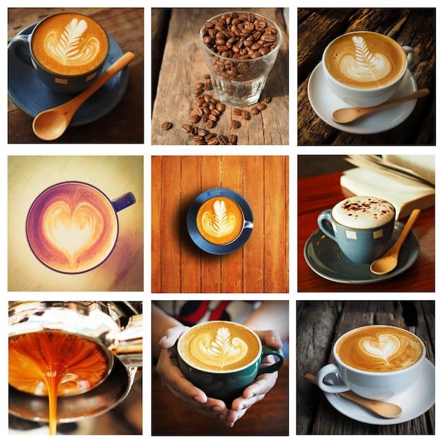 Top Immagini di tazze di caffè disposti in una scatola | Scaricare  KY82