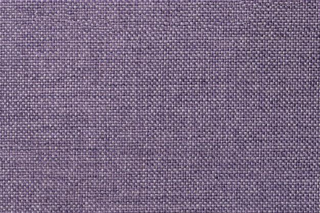 Insacchettamento tessuto viola scuro Foto Premium