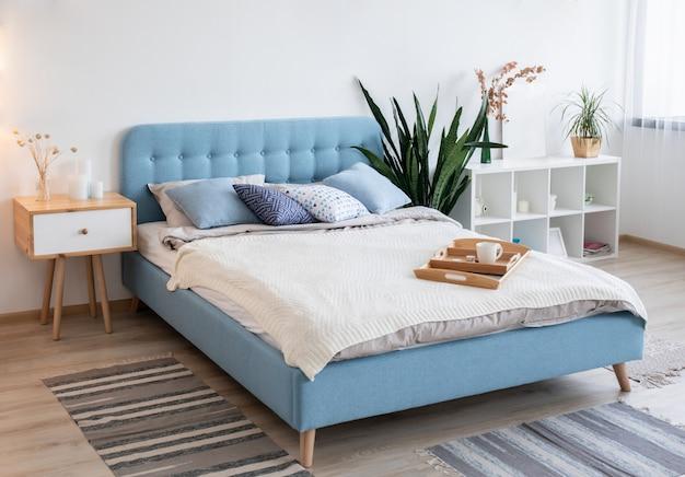 Interior design scandinavo Foto Premium