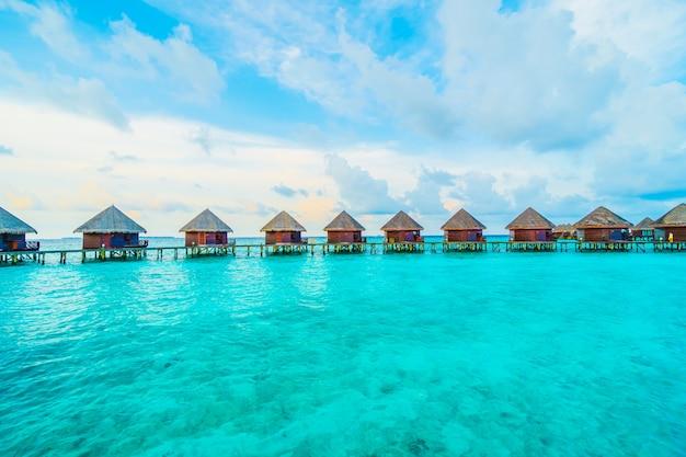 Isola delle maldive Foto Gratuite