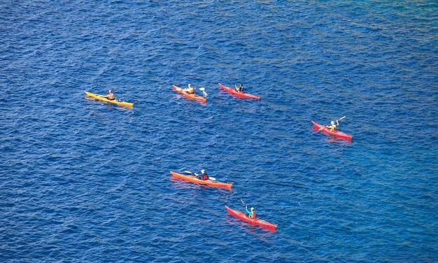 Kayak Foto Premium