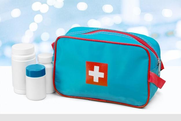 Kit medico Foto Premium
