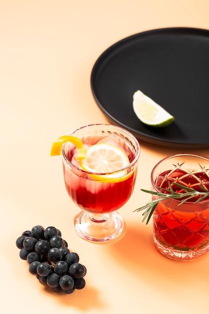 L'insieme delle bevande alcoliche si chiude su Foto Gratuite