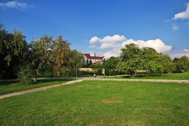 La casa nella città di wieliczka in polonia Foto Premium
