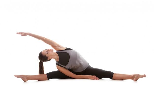 La donna con le gambe aperte Foto Gratuite