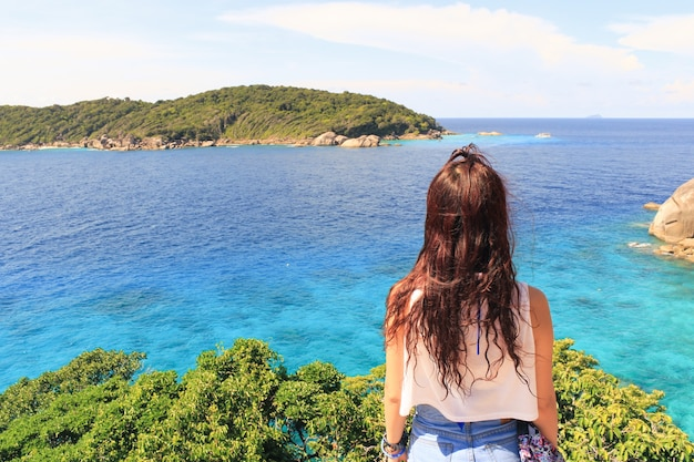La natura per la tua vacanza libertà oceano Foto Gratuite