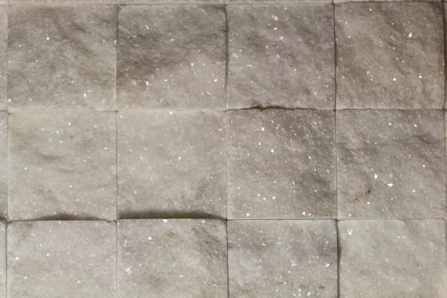 La trama della pietra naturale Foto Premium